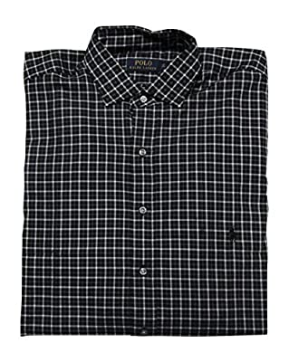 Ralph Lauren Men's Big and Tall Long Sleeve Estate Dress Shirt