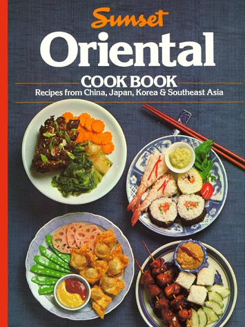 Oriental Cook Book by Sunset Books