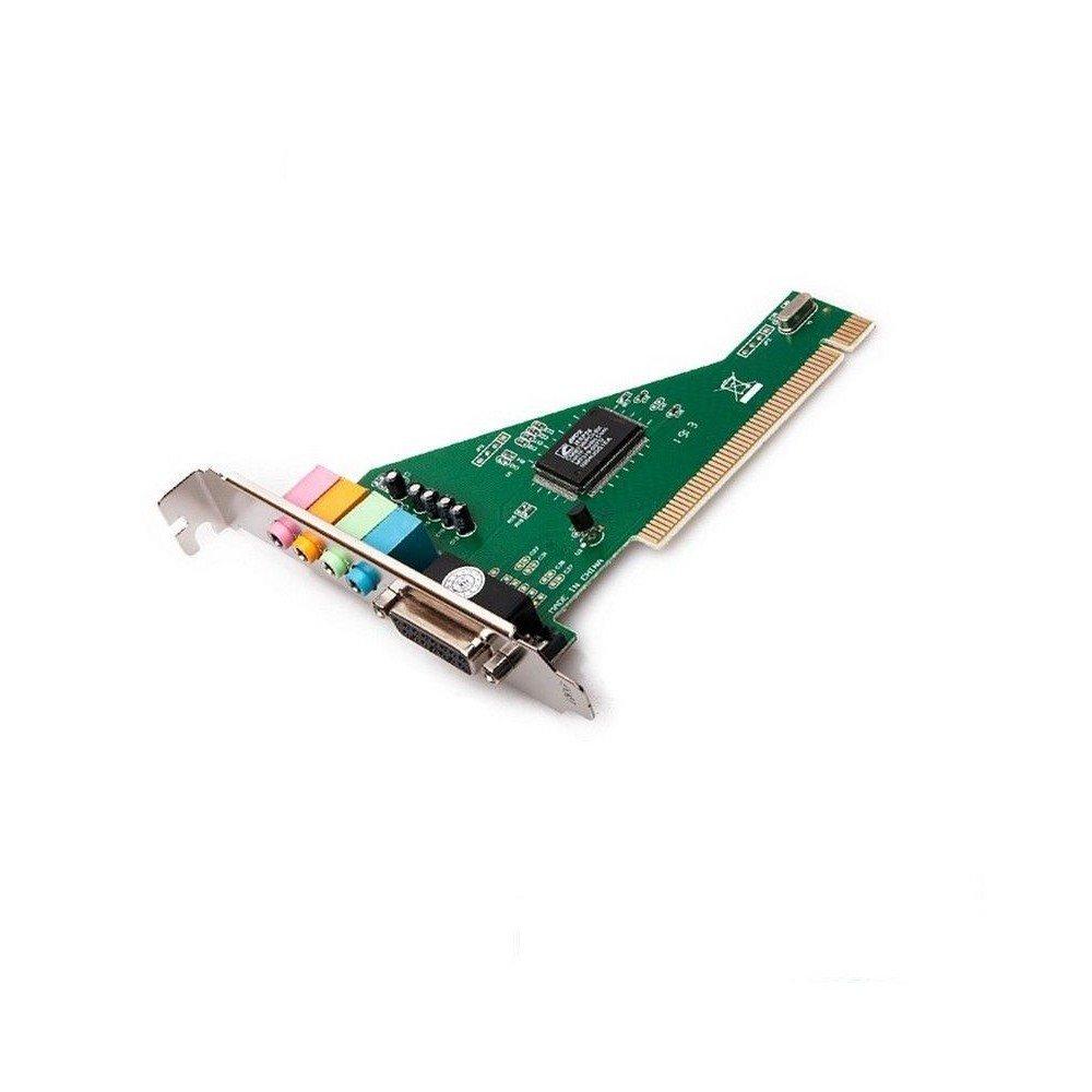 GiXa Technology PCI 3D Sound Card GX-PCSD Computer GiXa Technology