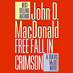 Free Fall in Crimson