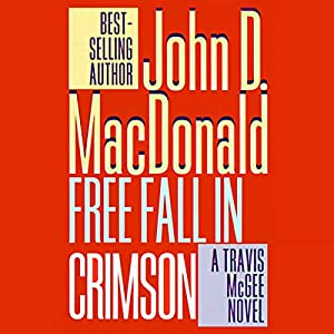 Free Fall in Crimson Audiobook
