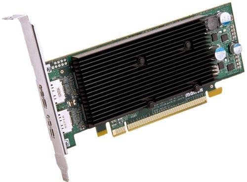 1GB Matrox M9128 LP 2x Displayport PCI Express x16 Graphic Card M9128-E1024LAF Consumer electronics