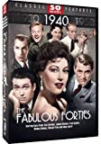 Fabulous Forties - 50 Movie Pack: D.O.A - His Girl Friday - My Man Godfrey - Second Chorus - This is the Army - Whistle Stop + 44 more!