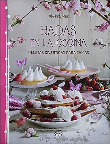 HADAS EN LA COCINA: RECETAS DIVERTIDAS