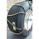TireChain.com Super Single Diagonal Cable Tire Chains 445/50-22.5