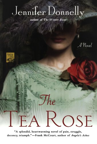 Book cover for The Tea Rose