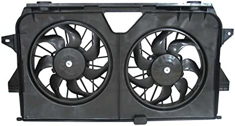 Premier Gear PG-RDF620042 Professional Grade New Radiator Fan Assembly