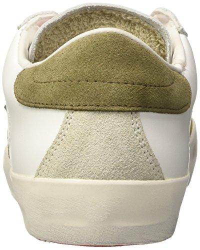 1203 Sneaker Adulto Bianco Unisex a Ishikawa Basso Collo 1203 Ishikawa ETqTaf