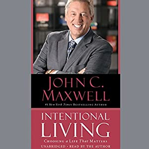 Intentional Living Audiobook