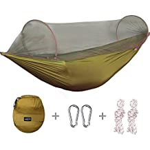 Best Hammocks With Mosquito Nets Reviewed Amazing
