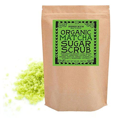 Tea Bag Face Scrub - 2