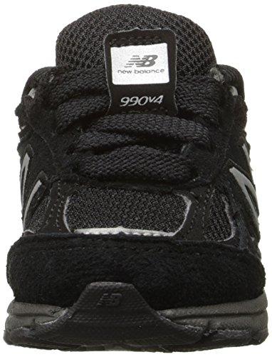 New Balance KV990 Infant Running Shoe (Infant/Toddler) Black
