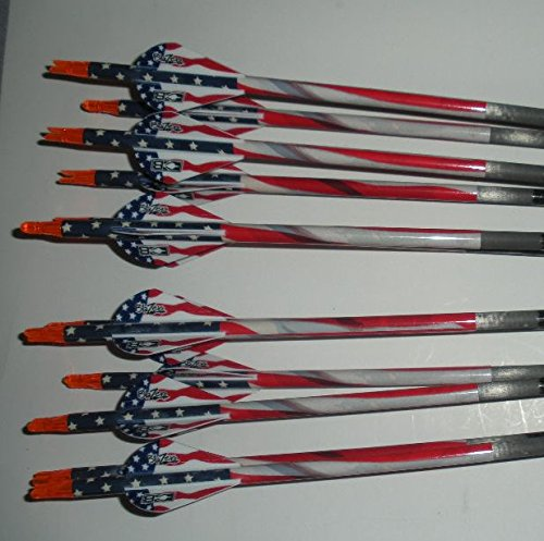 easton carbon arrows 340 - 9