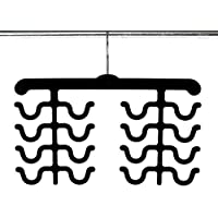 The Paragon Cami Hanger - Non-Slip Closet Organizer for Tank Tops, Sports Bras, Bathing Suits, Belts, Accessories; Keep…