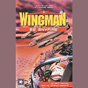 Wingman #8 Audiobook