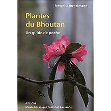 PLANTES DU BHOUTAN UN GUIDE DE POCHE