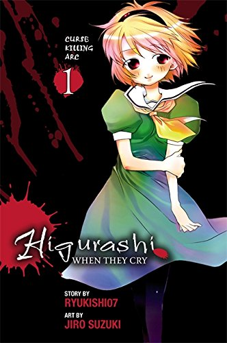 Higurashi When They Cry: Curse Killing Arc, Vol. 1 - manga ()