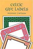 Celtic Gift Labels, Stewart J. Wilson, 0486277011