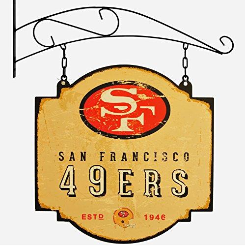 (NFL San Francisco 49ers Tavern Sign)