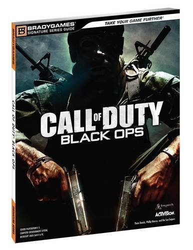 Call of Duty: Black Ops Signature Series (Bradygames Signature Series Guides)