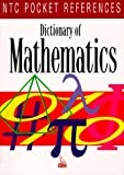 Dictionary of Mathematics, National Textbook Company Staff, 0844209201