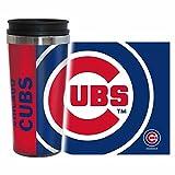 Chicago Cubs Travel Mug - 14 oz Full Wrap - Hype Style