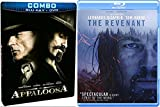 Rivals Revenant Wilderness 2 Blu-Ray Bundle & Appaloosa Steelbook Double Feature Movie Bundle