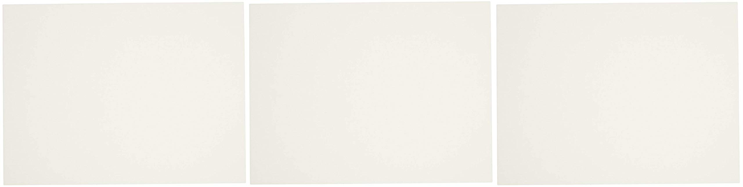 Sax Watercolor Beginner Paper, 90 lbs, 9 x 12 Inches, Natural White, (3 X Pack of 500)