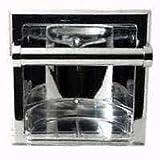 Mintcraft CSC3L06 Recessed Soap Dish/Grab Bar