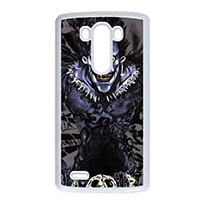 Death Note LG G3 Cell Phone Case White 05Go-440651