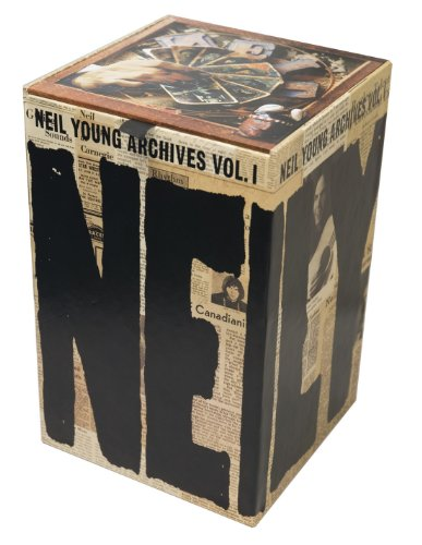 Neil Young Archives Volume I (1963 - 1972) (Ten-Disc Edition) by Reprise