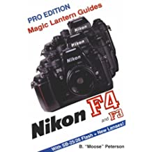 Magic Lantern Guides®: Nikon F4/F3