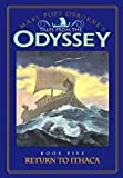 Tales from the Odyssey: Return to Ithaca - Book #5: Mary Pope Osborne's Tales from the Odyssey