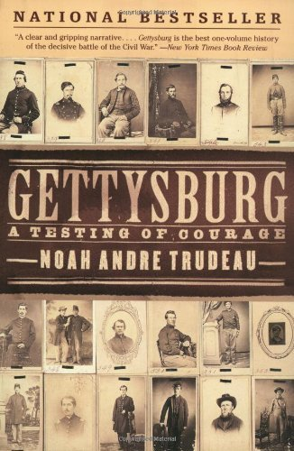 Gettysburg: A Testing of Courage cover