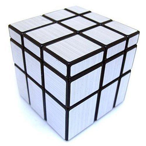 ThinkMax Silver Black Mirror Cube 3x3x3