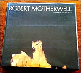 robert motherwell second edition new and revised