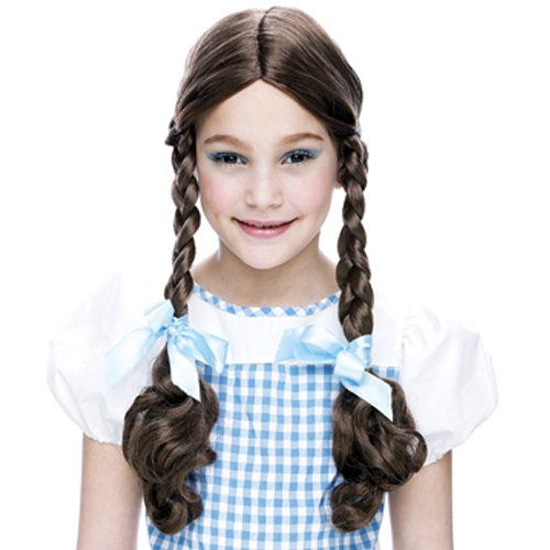 Paper Magic Group Dorothy Wig,One Size Fits Most (Paper Magic Group Costumes)