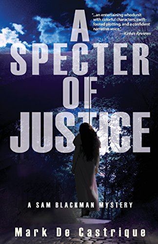 A Specter of Justice (Sam Blackman Series)
