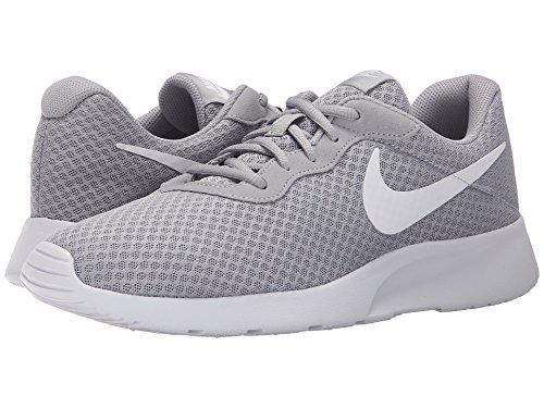 [NIKE(ナイキ)] メンズランニングシューズ?スニーカー?靴 Tanjun Wolf Grey/White 11 (29cm) D - Medium