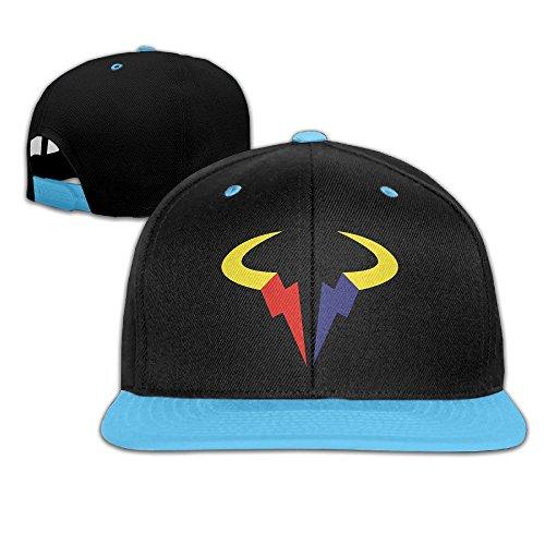 Chanel Kids Costume (WYUZHEN Kid's Rafael Nadal Tennis Player Logo Hip-hop Snapback Hat Caps RoyalBlue)