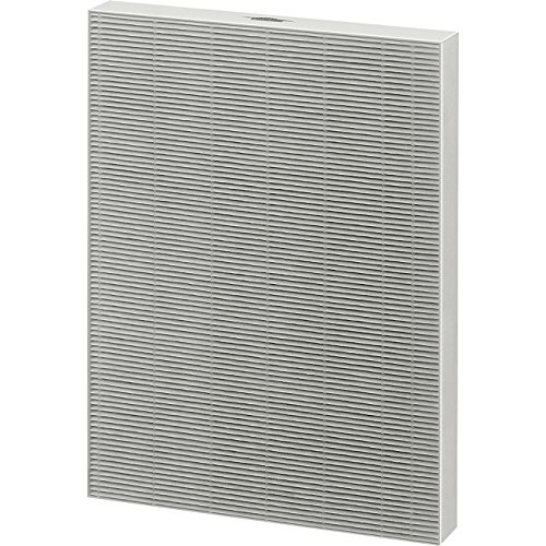 True HEPA Air Filter Size: 17.8'' H x 14.1'' W x 1.4'' D by Fellowes