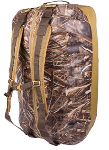 Browning Bear 4500 Duffle Bag Realtree Max-5 Camo and Sage Hunting Gym
