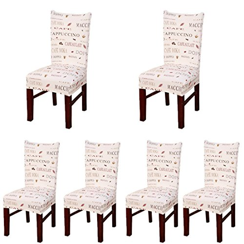 Deisy Dee Stretch Chair Cover Removable Washable for for sale  Delivered anywhere in Canada