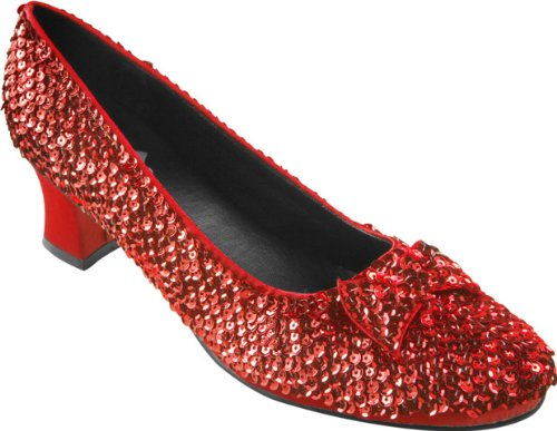 5089cd8d6dfea Plats Glitter Drag Queen Shoes Size: Shoe Size 9-10