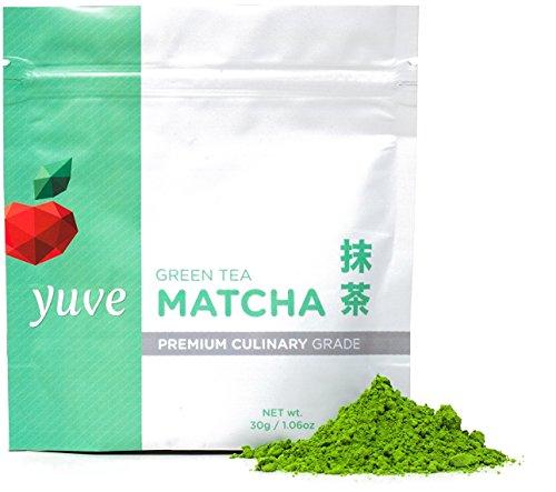 Yuve Culinary Matcha Green Powder product image