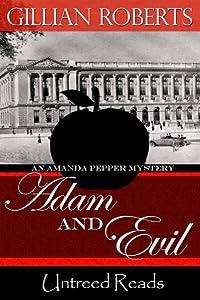 Adam and Evil (An Amanda Pepper Mystery Book 9)