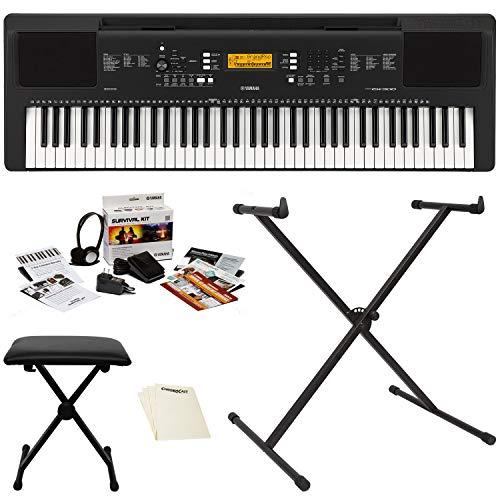Yamaha 88-Key Portable Keyboard (PSREW300)