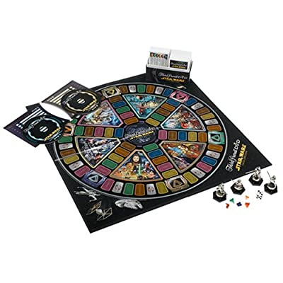 Trivial Pursuit Dvd Star Wars: Toys & Games