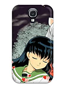 OfAHVzj1438FYZJx Case Cover, Fashionable Galaxy S4 Case - Inuyasha Pictures