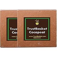 TrustBasket Cocopeat Block 5Kg